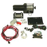 DB Electrical WIN0013 2500 Lb Complete ATV UTV Winch Motor Assembly Kit