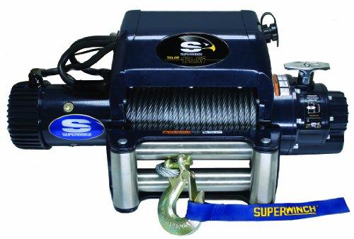 Superwinch 1612210 Talon 125i 12 VDC winch 12500 lb5682 kg capacity with roller fairlead