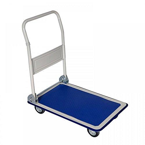 New 660lbs Platform Cart Dolly Folding Foldable Moving Warehouse Push Hand Truck
