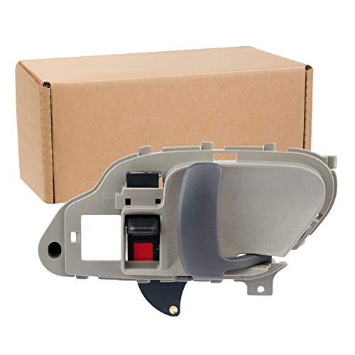 Door Handle fits Interior Inside Right Passenger Side 1995-2000 Chevy GMC GM 15708044