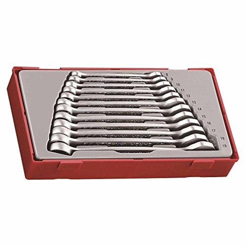 Teng Tools TT8012 - 12 Piece Anti Slip Combination Wrench Set