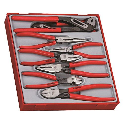 Teng Tools TTD441 - 8 Piece Plier Set