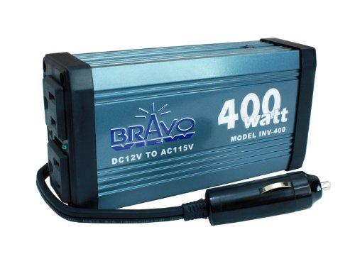 Bravo View INV-400 400-Watt Peak Power Inverter