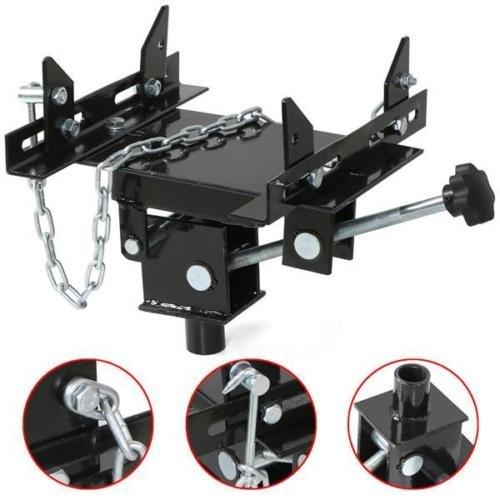 12 ton Transmission Jack Adapter Capacity TRANSFORM Automotive Floor Jack