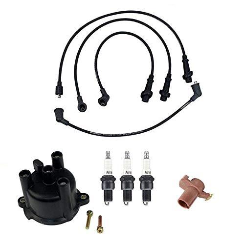 Mac Auto Parts 125057 Metro 10L Ignition Spark Plug Wires Set Tune Up Kit
