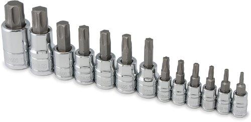Titan Tools 16153 Star Bit Socket Set - 13 Piece