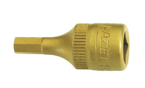 Hazet HZ8501-6 Screwdriver Socket 14-Inch Drive
