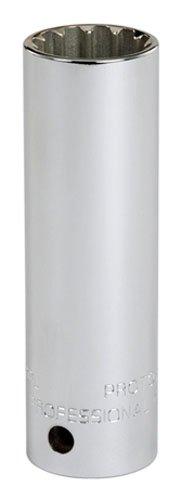 Stanley Proto J5322DPL 12-Inch Drive Deep Spline Socket Number-22 1116-Inch