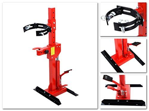 Auto Strut Coil Spring Compressor Air Hydraulic Tool Cars Truck 1 Ton 2200 LBS - House Deals