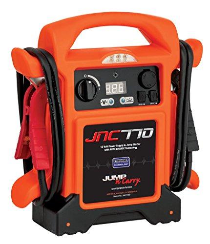 Clore Automotive JNC770O Orange Premium 12V Jump Starter 1700 Peak Amp