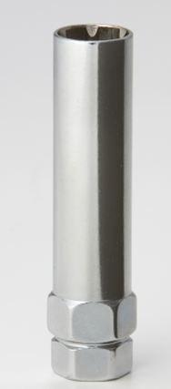 WestCoast Wheel Accessories WSLTKC Spline Lug Nut Key