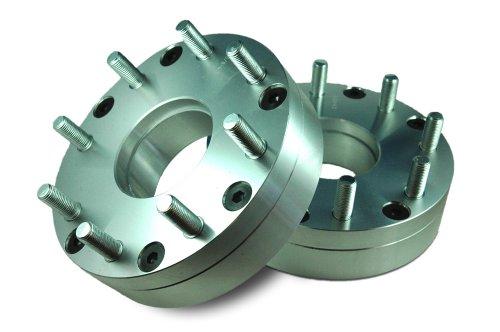 Wheel Adapter 5 Lug 127mm to 8 Lug 1651mm - Pair
