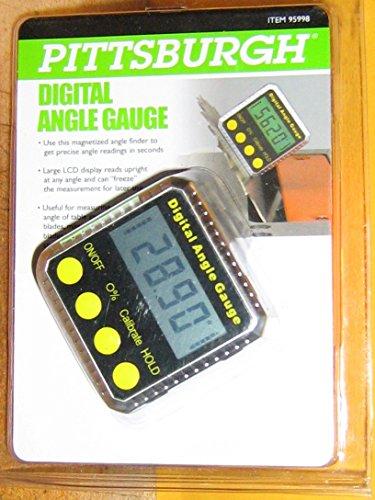 Pittsburgh Cen-Tech  95998 Digital Angle Gauge