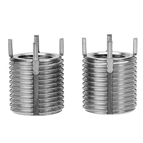 Thread Repair Inserts Helicoil Insert Stainless Steel Helicoil Thread Repair Insert Latch Pin Wire Insert Thread Thread Insert Helical Wire M1015 M1615 16mm