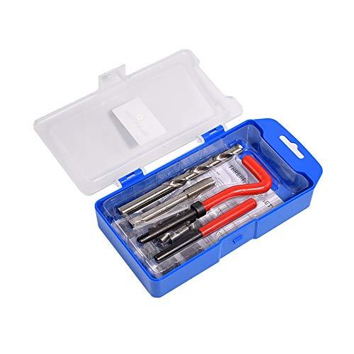 Supercrazy Thread Helical Coil Repair Tool Kit M10 X 125 SF0059E