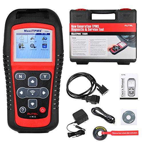 Autool Autel MaxiTPMS TS501 OBD2 TPMS Diagnostic Service Tool to Activate Universal TPMS Sensors