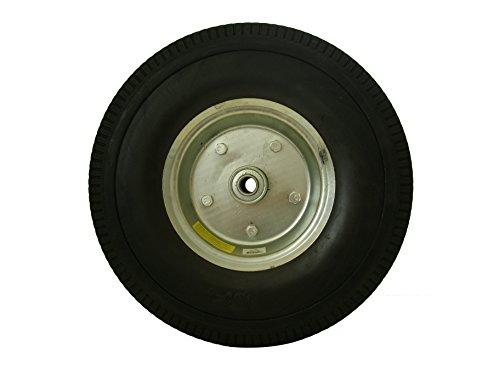 Gravel Tuff GTF-12WFF 12 Flat Free Replacement Wheel
