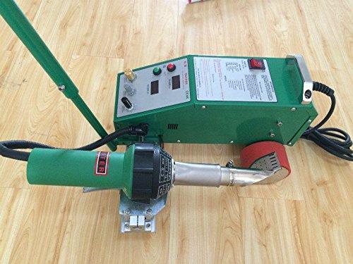 Huanyu Intelligent banner welder machine hot air machine heater gun pvc banner welder tent welder