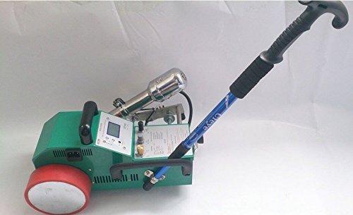 PVC Automatic Welding Machine Banner Welder Leister Heater with 1800W High Speed Welding Machine