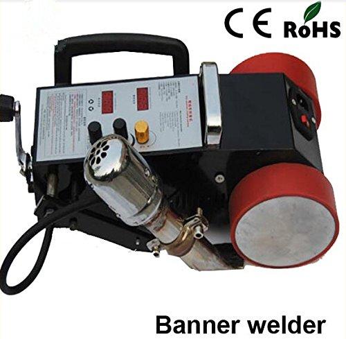 PVC Banner Hot Air Welder Hot Air Jointer Heat Jointer Hot Air Welding Machine Banner Welding Machine
