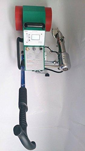 Uuni-WT LC-3000C hdpe cloth welder machine 1800W high frequency pvc welding machine portable intelligent banner welder 110V OR 220V