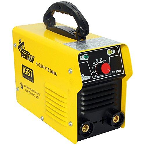 WELDING inverter MACHINE СВ-200Н Centaur 220V 200A welder IGBT ARC DC 50Hz