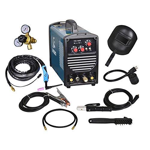 ANSEN 160AMP TIG&STICK Welder DC Inverter Welder Dual Voltage IGBT Welding