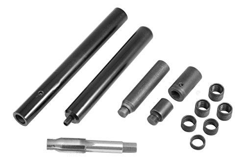 Lisle 65000 M14 x 125 Spark Plug Hole Repair Kit with Deep Hole Aluminum Head