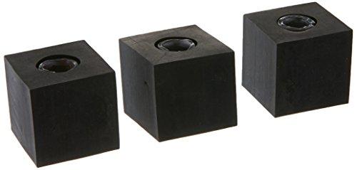 ALC Keysco ALC40164 Rubber Sealing Block for Pressure Blast Handle 3 Pack Rubber Sealing Block for Pressure Blast Handles 3 Pack