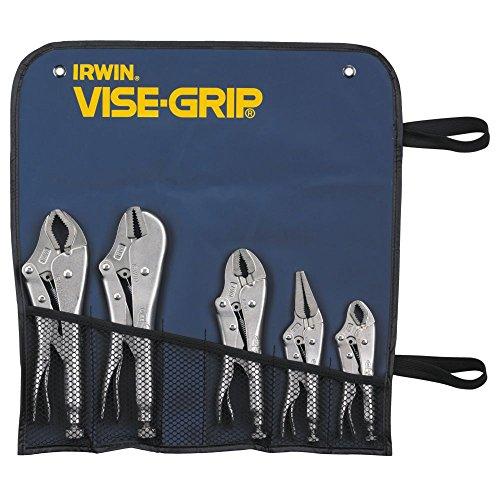 IRWIN VISE-GRIP Original Locking Pliers Set 5 Piece Set 68