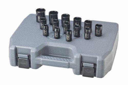 Ingersoll Rand SK4M14 12-Inch Drive 14-Piece Metric Standard Impact Socket Set