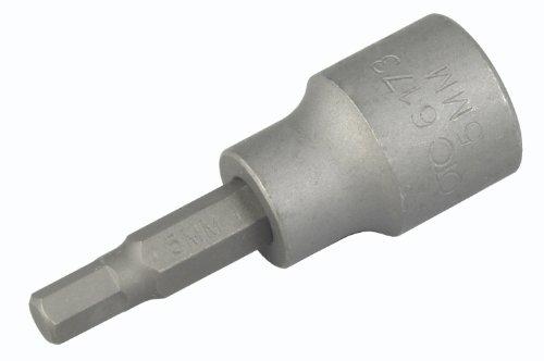 OTC 6173 Metric Hex Socket - 5mm 38 Square Drive