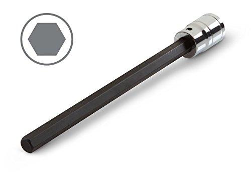Long 8mm Hex Socket Tool Sturdy 12 drive for Mercedes repair
