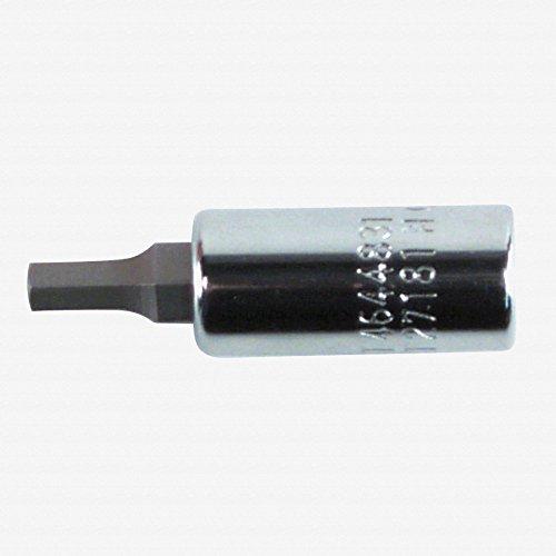 14 Drive Metric Hex Bit Socket - 25mm x 38mm