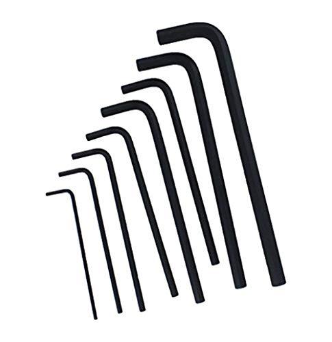 Bondhus 48332 Tamper Resistant Hex L-Wrenches Set of 8