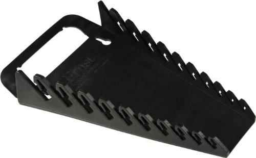 Ernst Manufacturing Gripper Wrench Organizer 10 Tool Black