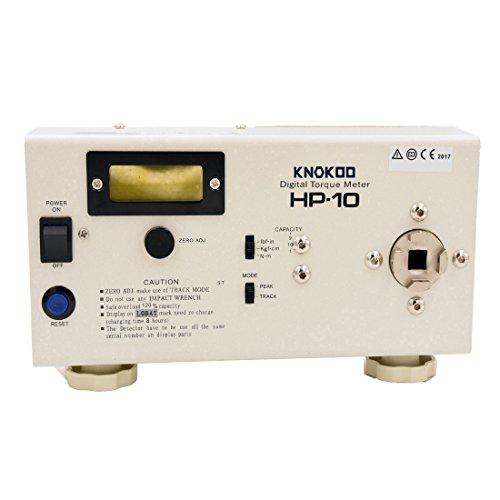 Knokoo Digital Torque Meter Screw driver HP-10 Wrench measure Tester