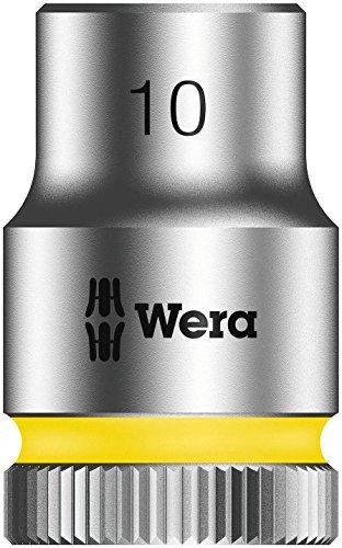 Wera Zyklop 8790 HMB 38 Socket Hex head 10mm x Length 29mm