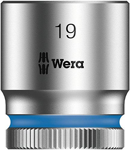 Wera Zyklop 8790 HMB 38 Socket Hex head 19mm x Length 29mm