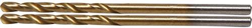 BGS 2040-02-05T00 00000Z Spiral Drill Bit HSS-G Titanium Nitride 25 mm 2-Piece Set