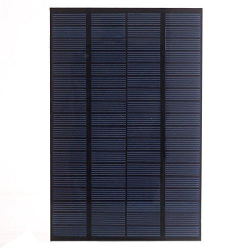 4W 18V 220mA Portable Solar Panel Solar Module Flexible Solar Charger Power Bank