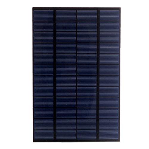 4W 9V 440mA Portable Solar Panel Outdoor Flexible Solar Charger Power Bank