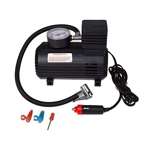 250PSI 12V Portable Mini Air Compressor Auto Car Tire Infaltor Pump
