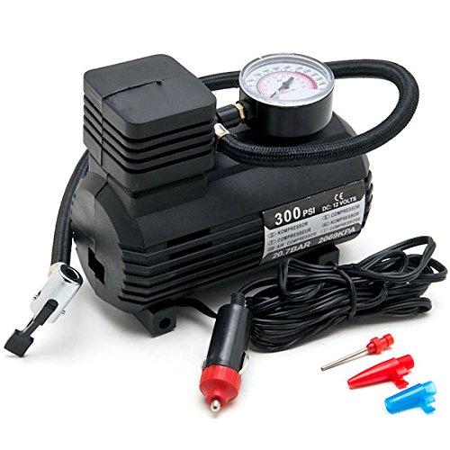 Biltek NEW Portable Mini Air Compressor Electric Tire Inflator Pump 12 Volt Car 12V PSI  KapscoMoto Keychain